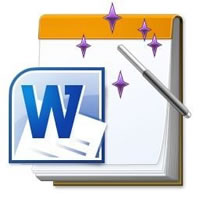 office word speedup with quickpart