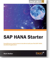SAP HANA Starter - chez Packt Publishing