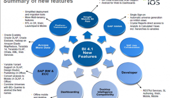 SAP BI 4.1