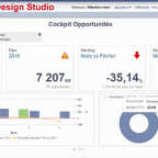 Dashboard SAP BusinessObjects Design Studio